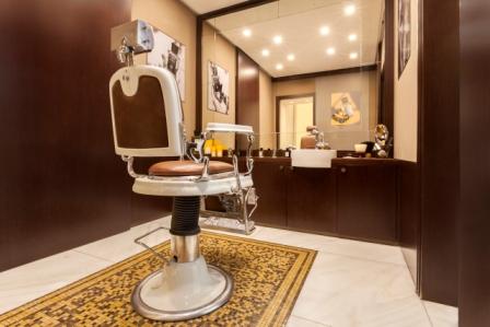 La Barberia Acqua Di Parma trova casa da Louis Vuitton