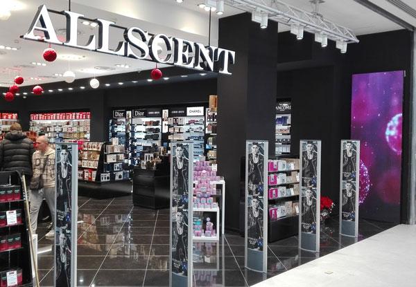 AllScent prevede un 2018 a 24 milioni di euro