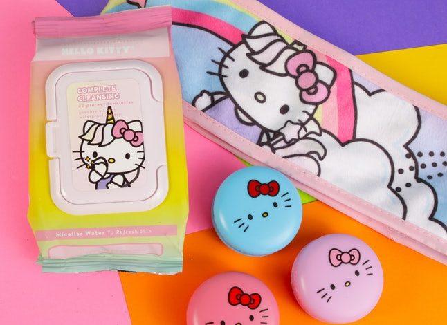 Hello Kitty  debutta con lo skincare