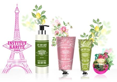 Institut Karité Paris, in Italia con Beauty and Luxury