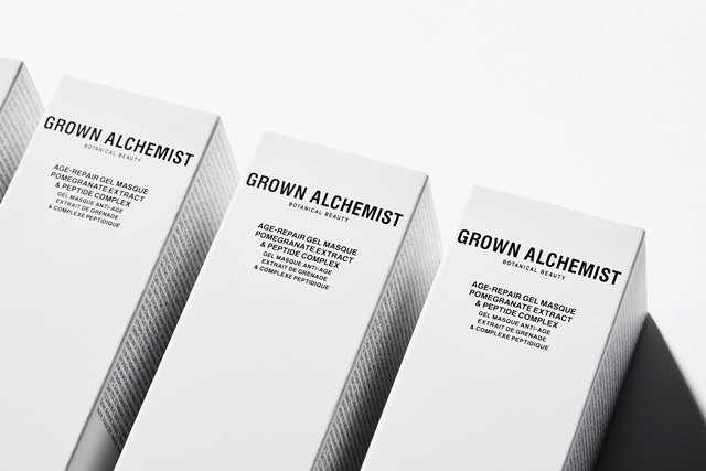 Beauty and Luxury distribuisce Grown Alchemist