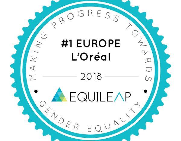 L'Oréal prima in Europa per parità di genere