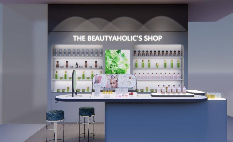 The Beautyaholic's Shop apre a Milano