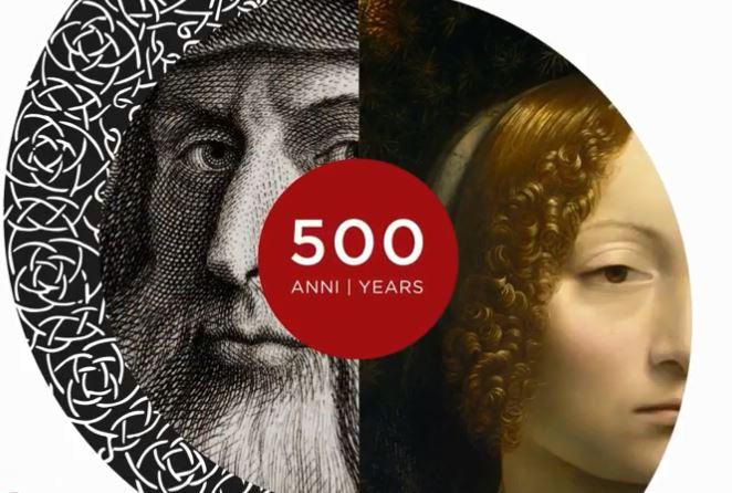 Mostra su Leonardo, genio (anche) della bellezza
