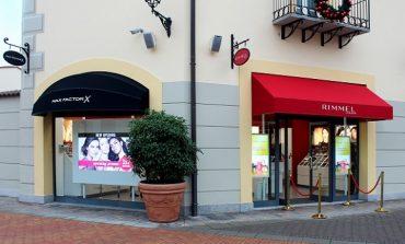 Rimmel e Max Factor si truccano a Serravalle