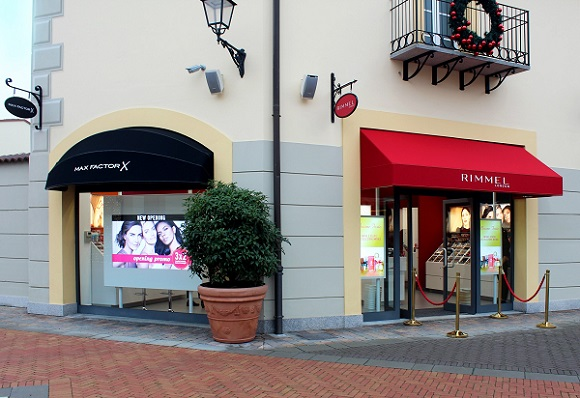 Rimmel e Max Factor si truccano a Serravalle - Beauty ...