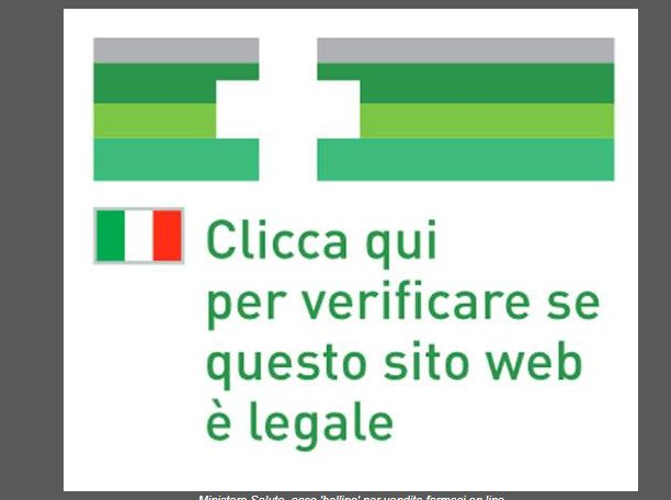 Farmacie online (autorizzate) a quota 766 in Italia