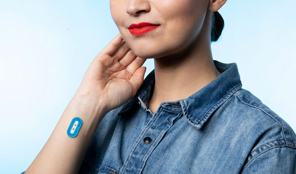La Roche-Posay crea un sensore wearable per il ph