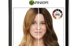 Garnier lancia app per il colore dei capelli