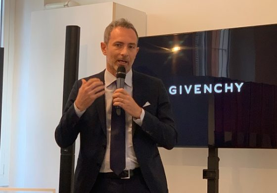 "Raimondi: ""La bellezza di Givenchy cresce double digit"""