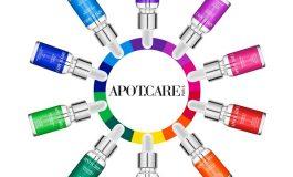Aquacosmetics porta in Italia Apot.care