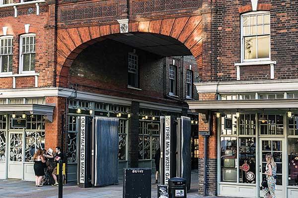 È Spitalfields la nuova meta dello shopping di bellezza a Londra