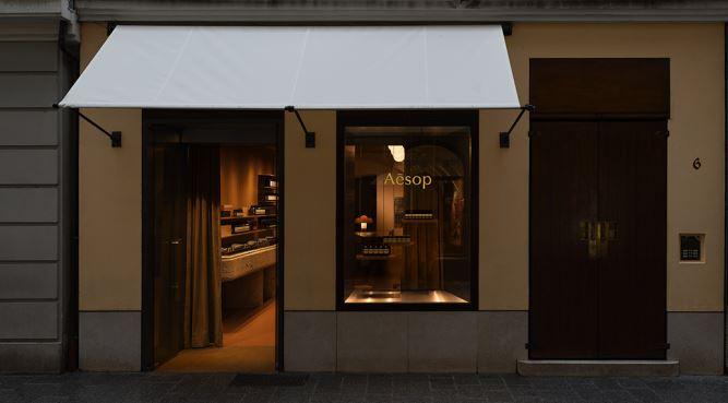 Opening di Aesop a New York e Salisburgo