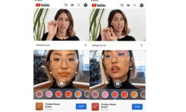 Youtube, primo tutorial make-up con AR