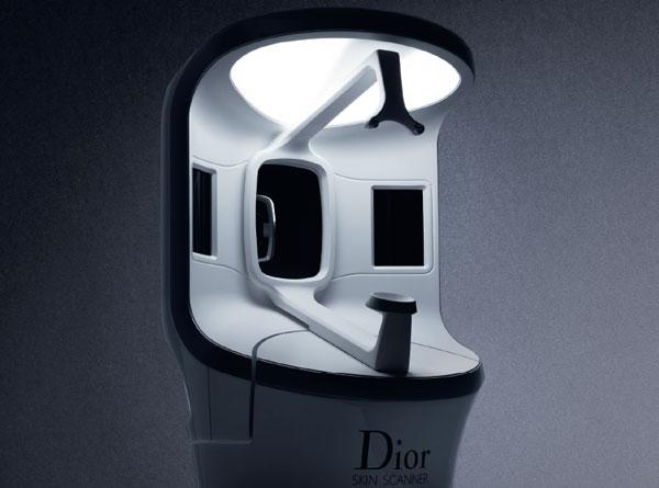 Dior Skin Scanner: dal laboratorio al negozio