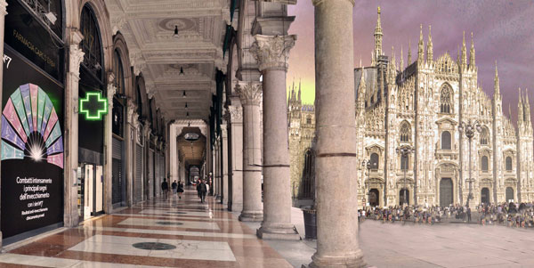 Boots arriva in Piazza Duomo a Milano