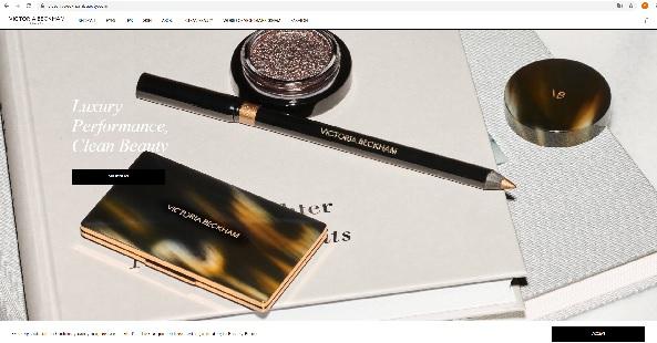 Victoria Beckham lancia il suo brand beauty
