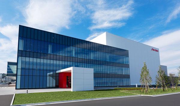 Shiseido apre la nuova factory da 290 mln di euro