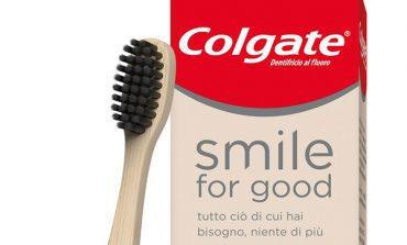 Colgate porta in Italia il primo dentifricio riciclabile