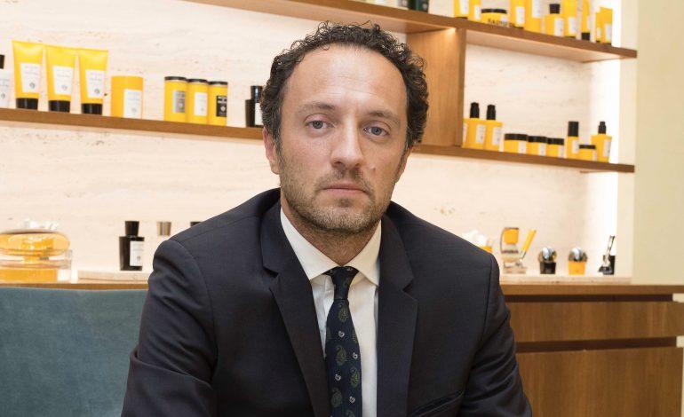 Sorenti passa da Guerlain ad Acqua di Parma