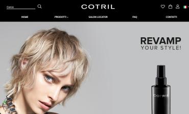 L'haircare di Cotril spinge sul digital