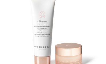Locherber Skincare debutta con Milky Way
