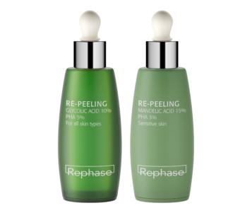 Rephase lancia i nuovi Re-peeling