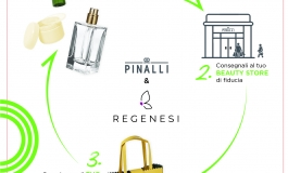 Pinalli fa partnership con Regenesi