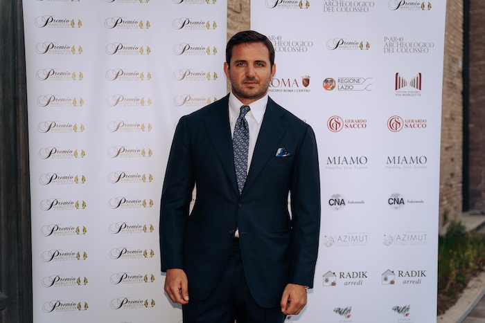 D'Antonio (Medspa) vince il Premio Margutta