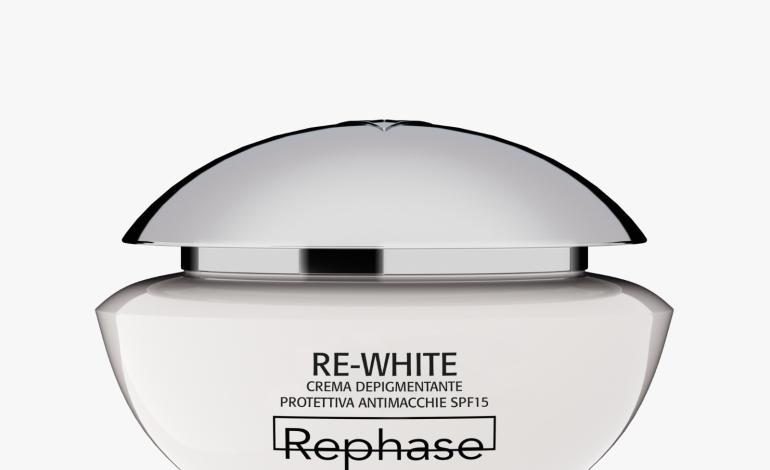 Rephase esalta la bellezza con Re-White