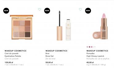 Wakeup Cosmetics Milano cresce nell'e-commerce