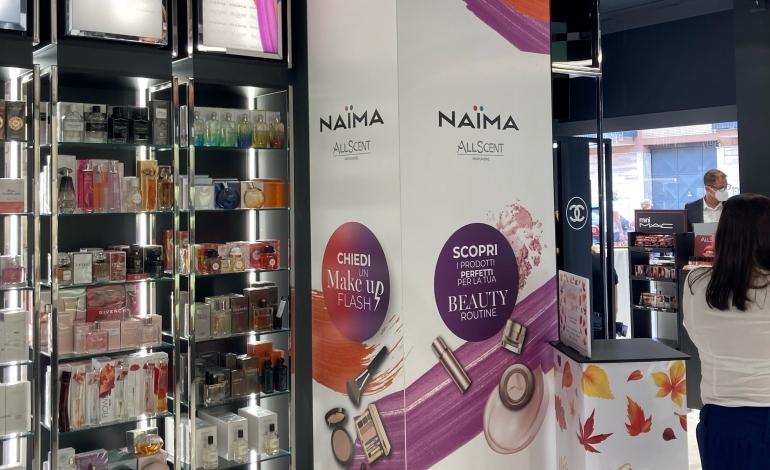 Il Naïma Retail Store Format arriva anche a Latina